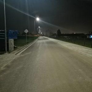 Przebudowa drogi na osiedlu Koreja w Boguchwale