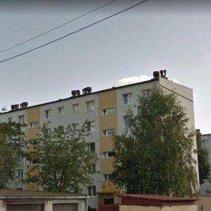 Remont instalacji elektrycznych w budynkach mieszkalnych przy ul. Niepodległości